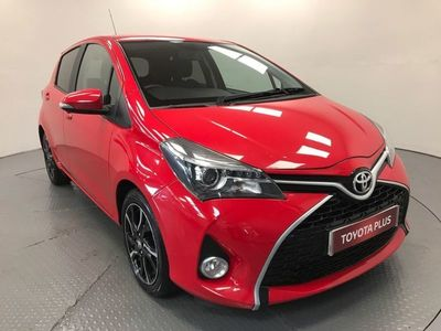used Toyota Yaris 1.4 D-4D Design 5dr