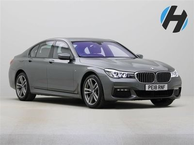 used BMW 730 7 SERIES 3.0 D XDRIVE M SPORT 4dr