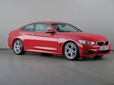 used BMW 430 4 Serie d 3.0 M Sport Steptronic Nav 2dr