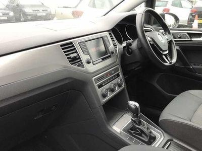 used VW Golf Sportsvan 1.0 TSI SE BlueMotion 5d DSG