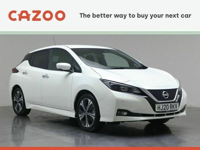 used Nissan Leaf N-Connecta