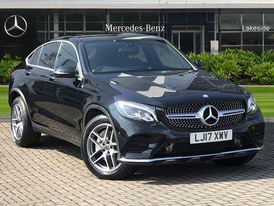 used Mercedes GLC350 GLC Coupé4Matic AMG Line Premium 5dr 9G-Tronic