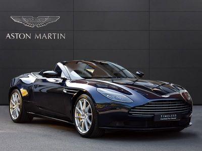 used Aston Martin DB11 V8 VOLANTE V8 VOLANTE 2DR TOUCHTRONIC AUTO 4.0