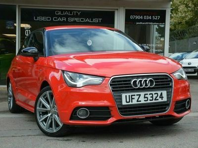 used Audi A1 Hatchback 1.6 TDI S Line Style Edition 3d