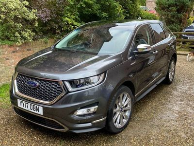 used Ford Edge 2.0 TDCi Vignale Powershift AWD (s/s) 5dr