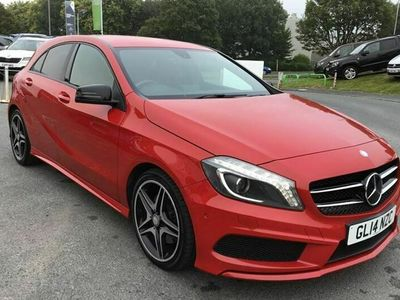 used Mercedes A220 A-ClassCDI BLUEEFFICIENCY AMG SPORT 2.2 5dr