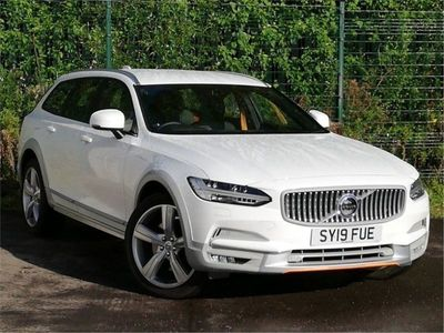 used Volvo V90 CC 2.0 D4 Ocean Race 5dr AWD Geartron