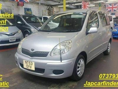 used Toyota Yaris Verso Verso 1.3 VVT-i T3 only 34928 miles 5dr