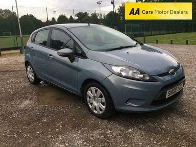 used Ford Fiesta 1.2 STYLE PLUS 5d 81 BHP
