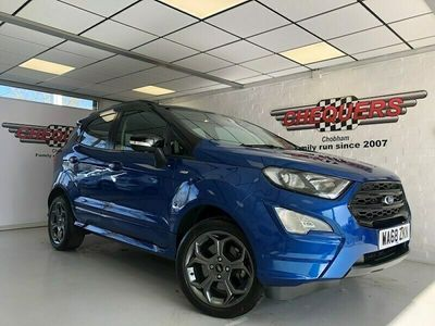 used Ford Ecosport T EcoBoost ST-Line