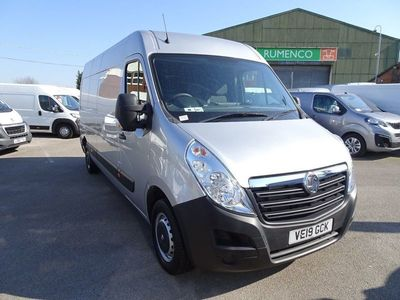 used Vauxhall Movano 3500 2.3 CDTI 130PS L3 H2 130PS
