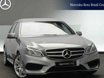 used Mercedes E350 E-ClassBlueTEC AMG Sport 4dr 7G-Tronic