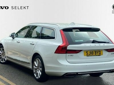 used Volvo V90 D4 Inscription Automatic (Winter Pack, Full History) 2.0 5dr