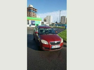 used Skoda Roomster 1.6 2 5dr