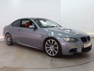 used BMW M3 4.0 iV8 M DCT 2dr