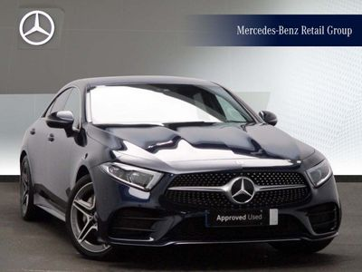 used Mercedes CLS300 D AMG LINE