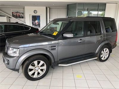 used Land Rover Discovery 3.0 SDV6 SE Tech 5dr Auto
