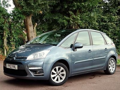 used Citroën C4 Picasso 1.6 e-HDi VTR+ EGS 5dr