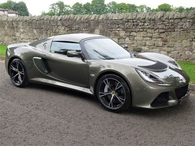 used Lotus Exige 3.5 V6 S Roadster 2dr