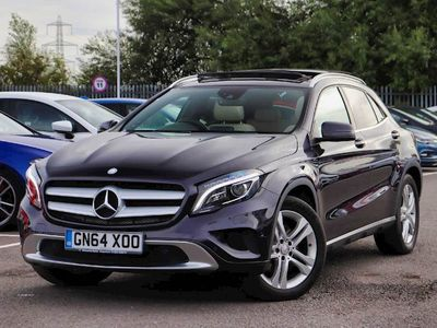 used Mercedes 250 GLA Class2.0 SE Premium Plus Auto 4Matic 5-Door