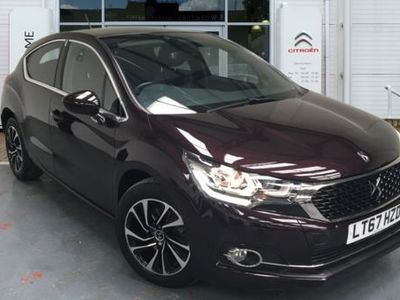 used DS Automobiles DS4 2.0 BlueHDi Elegance 5dr