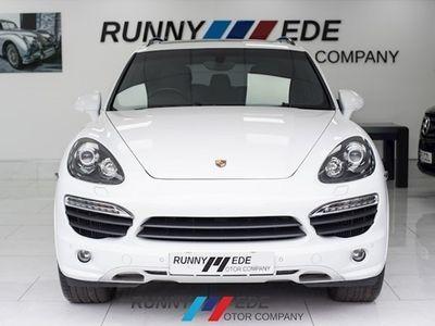 used Porsche Cayenne Estate 4.2D S Diesel Tiptronic S 5d