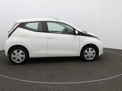 used Toyota Aygo vvt-i-x-play-x-shift 1.0 5dr
