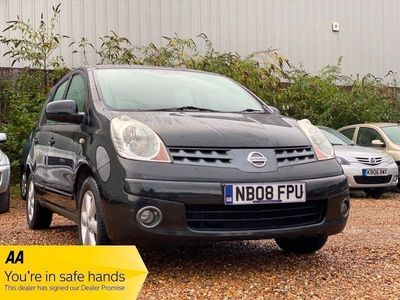 used Nissan Note ACENTA 1.4 5dr