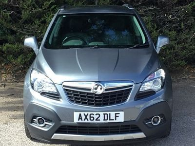 used Vauxhall Mokka Estate 1.7 CDTi SE 4WD 5d