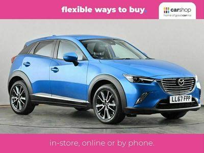used Mazda CX-3 1.5TD Sport Nav (2WD)(s/s)