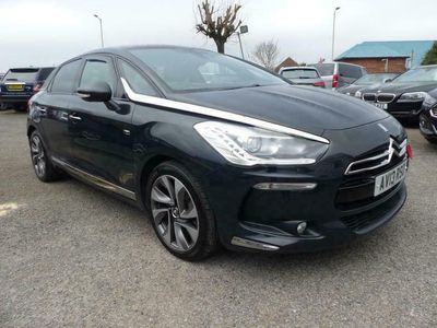 used Citroën DS5 2.0 HDi Hybrid4 Airdream DSport 5dr EGS Hatchback 2013