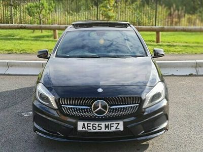 used Mercedes A200 A-Class HatchbackCDI AMG Night Edition 5d Auto