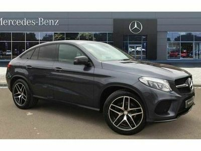 used Mercedes GLE350 GLE Coupe4Matic AMG Line 5dr 9G-Tronic