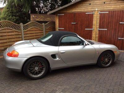 used Porsche Boxster S 2002