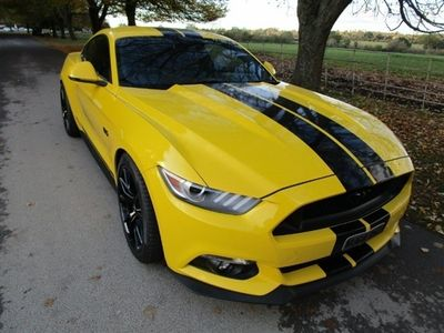used Ford Mustang SHADOW EDITION