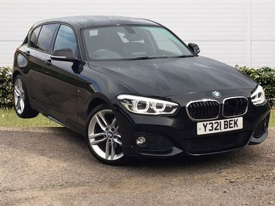 used BMW 116 1-Series Hatchback d M Sport (03/15-) 5d Step Auto