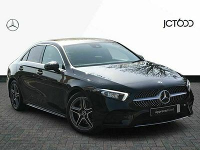 used Mercedes A220 A ClassAMG Line 4dr Auto diesel saloon