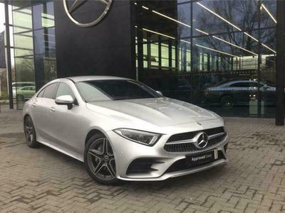 used Mercedes CLS300 CLS DIESEL COUPEAMG Line 4dr 9G-Tronic