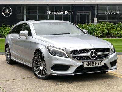 used Mercedes CLS350 CLSAMG Line Premium Plus 5dr 9G-Tronic