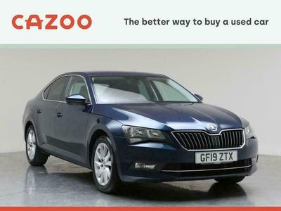 used Skoda Superb 1.5L SE Technology ACT TSI