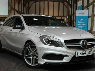 used Mercedes A45 AMG A Class 2.07G-DCT 4MATIC 5dr