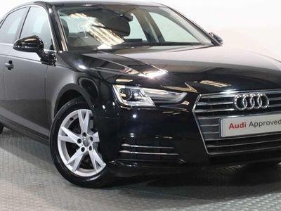 used Audi A4 Saloon Sport 2.0 TFSI 190 PS S tronic Auto 4-Door