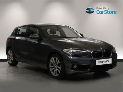 used BMW 120 1 Series i [2.0] Sport 5dr [Nav] Step Auto
