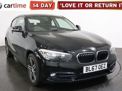 used BMW 118 1 Series I SPORT Your dream car can become a reality with cartime's fantastic finance deals.