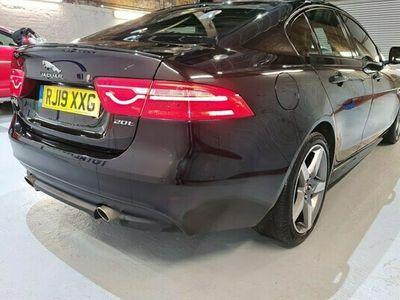 used Jaguar XE 2.0 Ingenium R-Sport 4dr Auto