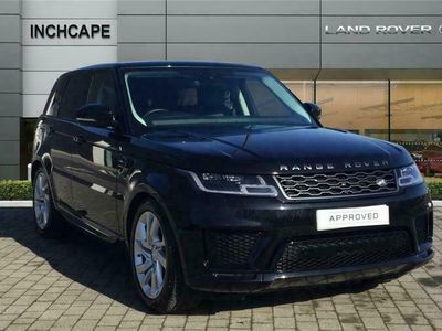 used Land Rover Range Rover Sport Diesel Estate 3.0 SDV6 HSE Dynamic 5dr Auto [7 Seat]