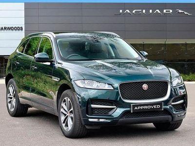 used Jaguar F-Pace 2.0D R-Sport 5Dr Auto Awd