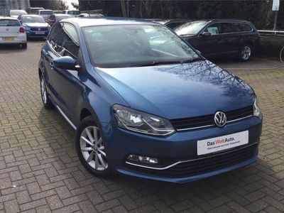 used VW Polo 1.2 Tsi Match 3Dr