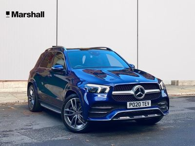 used Mercedes GLE450 AMG GLE4Matic AMG Line Prem + 5dr 9G-Tron [7 St]