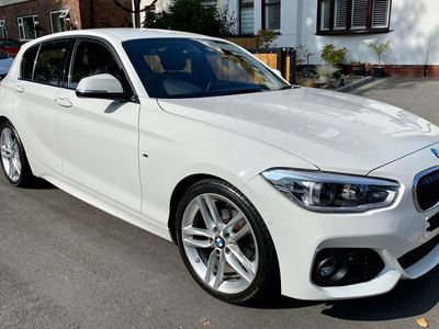 used BMW 118 1 Series 1.5 i M Sport Auto (s/s) 5dr
